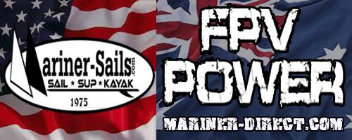 Mariner Sails FPV Power