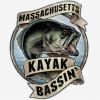 Massachusetts Kayak Bassin'